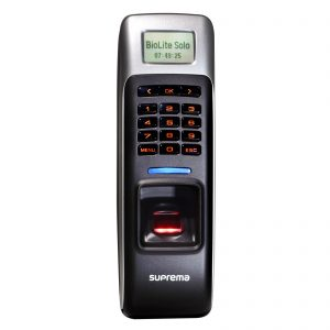 Biolite Solo Biometric Reader