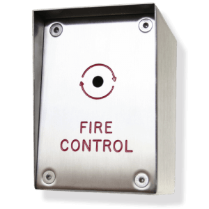 Stainless Steel Fire Control Switch