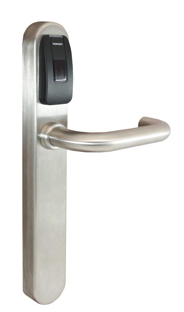 Waferlock WEL-7104 Euro Handle Lock