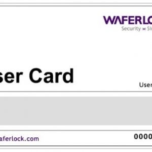 Waferlock User Card