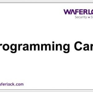 Waferlock Programming Card