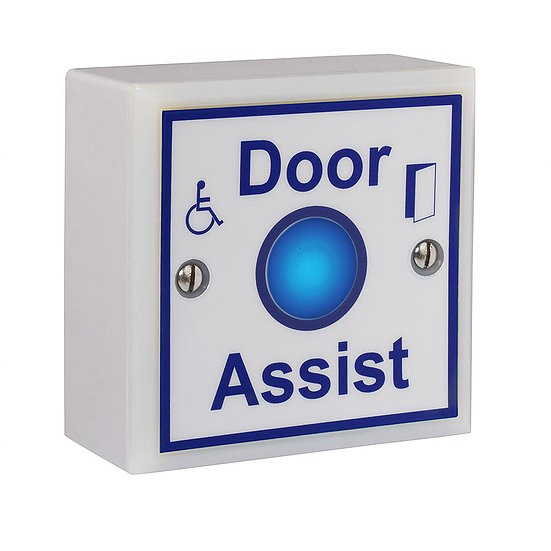 Door Assist Button | Door Automation