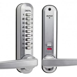Lockey Super 8 7055 Mechanical Digital Lock (7055SCP)