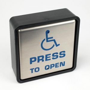 Press to Open Button | Door Automation | Disabled Access