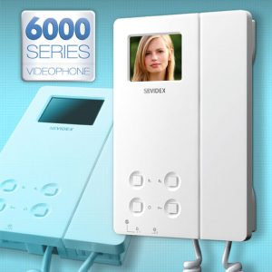 Videx 6000 | Audio and Video Entry Systems | GB Locking Systems Newcastle