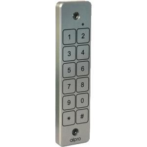 The Alpro AS626S Waterproof Keypad