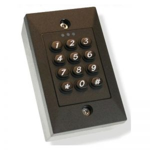 Standalone Access Keypad - Black (GB101-BA)