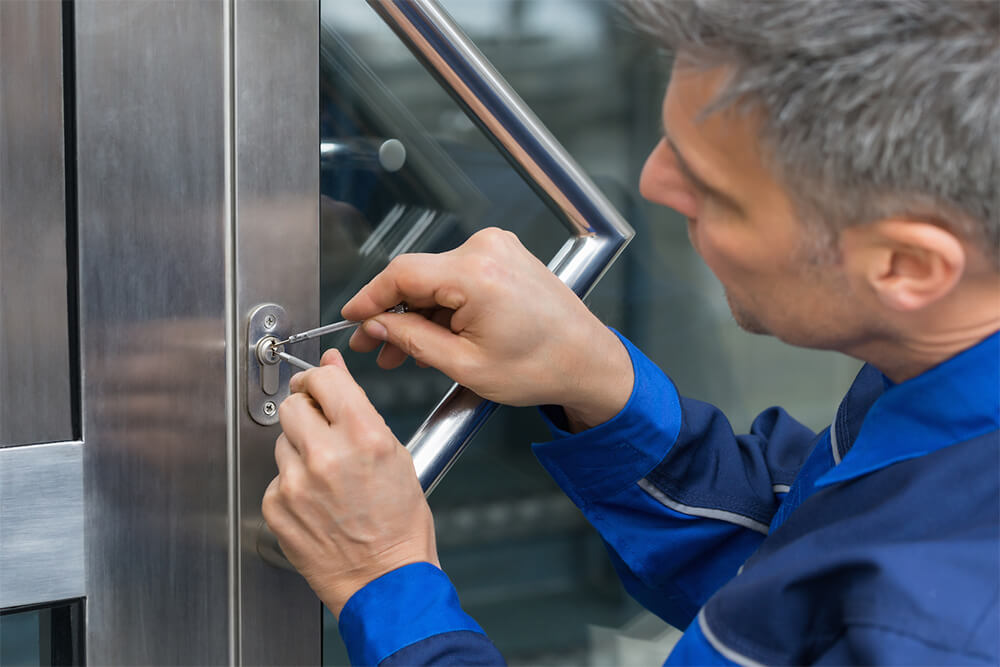 Secure Door Lock Installation Services