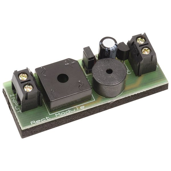12/24V AC RECTIFIER (1A RATING) (RM1) | Alpro