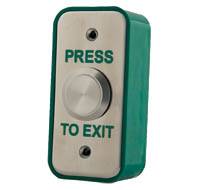 Press to Exit Button | Door Automation RTE2