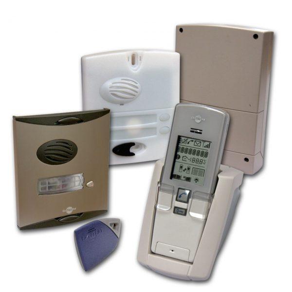 Daitem Wireless Audio Entry Systems | GB Locking Systems