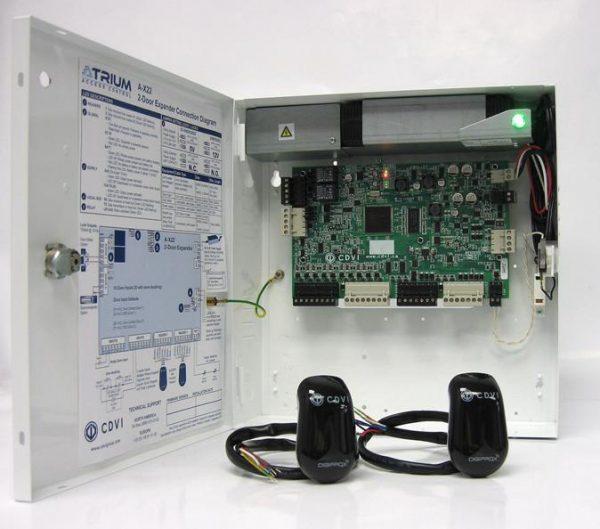 CDVI Atrium A-X22 Kit