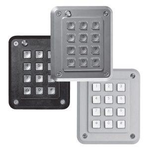 AXS Keypad Entry