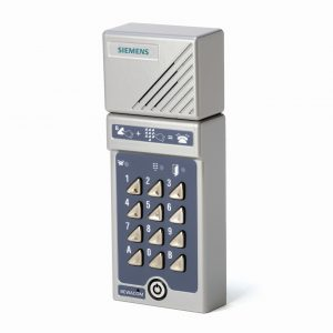 Siemens Bewacom   Digital Door Entry