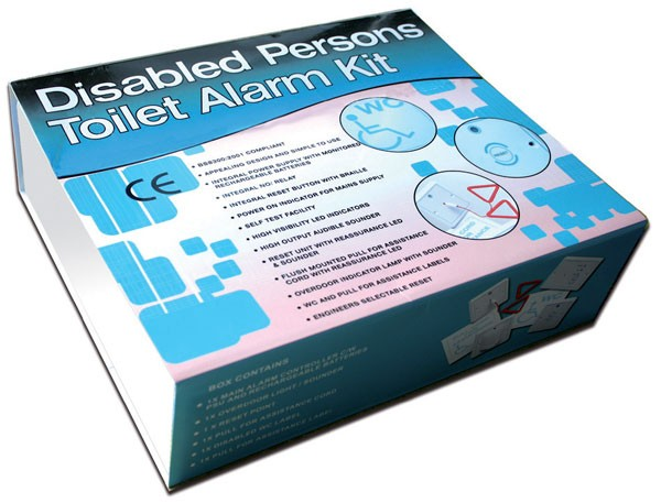 Dta Disabled Toilet Kit Gb Locking Systems