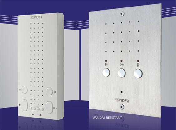 Videx 5000 Audio Entry System