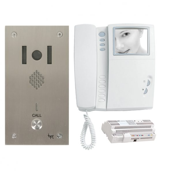 BPT Telephone Entry Kit