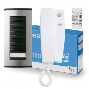BPT Telephone Entry | VSet1n