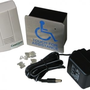 Touch for Assistance | Call for Help Button | WTC211