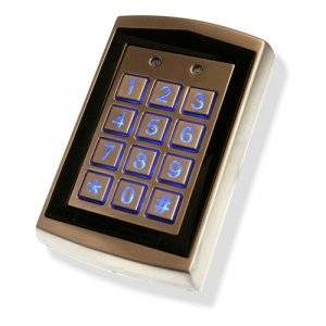 KP500 Combined Keypad/Proximity Unit