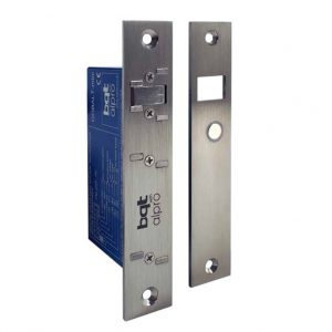 Alpro YD30M SA66 Cobalt Mini Electric Side Load Lock and Strike Plate |SA66 COBALT MINI | ELECTRIC SIDE LOAD LOCK AND STRIKE PLATE