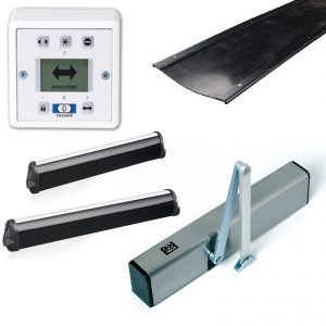 RECORD DFA-127 SWING DOOR OPERATOR SINGLE DOOR PUSH KIT