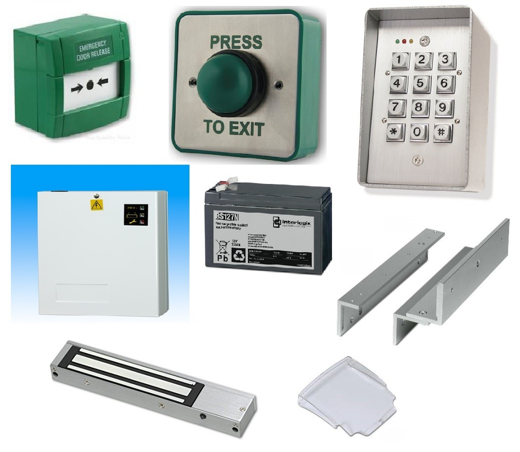 GB KeyMag Access Control Kit
