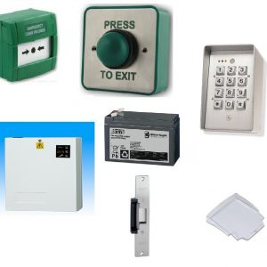 GB Locking Systems KeyStrike Access Control Kit