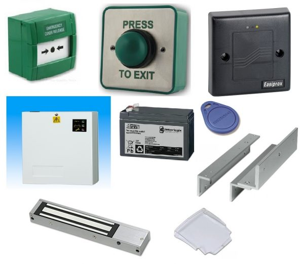 GB Locking Systems ProxMag Access Control Kit