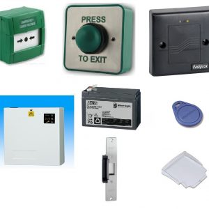 GB Locking Systems ProxStrike Access Control Kit
