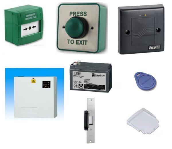 GB Locking Systems ProxStrike Access Control Kit
