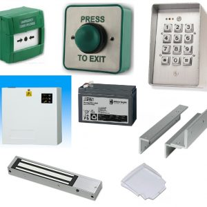 GB Locking Systems KeyMag Access Control Kit