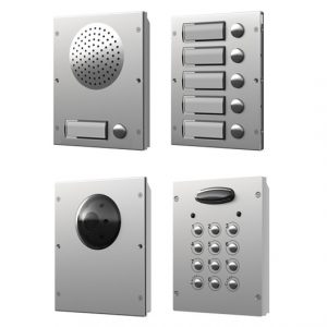 Videx 8000 Series | Modular push button panels | Access Control