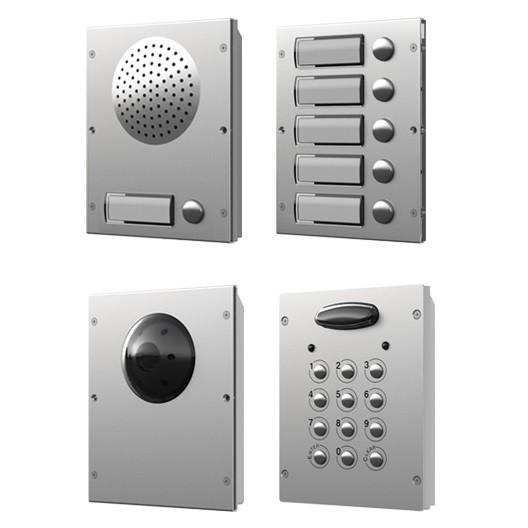 Videx 8000 Series | Modular push button panels | Access Control