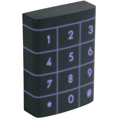 Alpro Backlit Waterproof Braille Keypad AS-ATP2S200