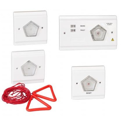 C4A-4 CALL FOR ASSISTANCE KIT | Toilet Alarm Systems