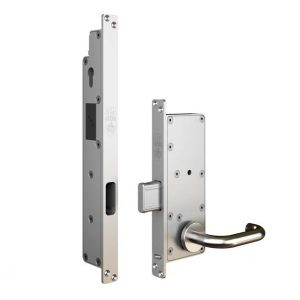 G1-2P High Security Electro Mechanical Lock