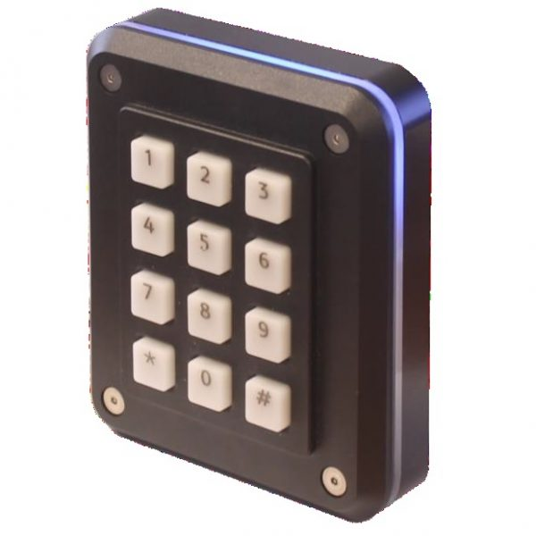 Progeny Access Control Crystal Keypad | Door Entry Systems