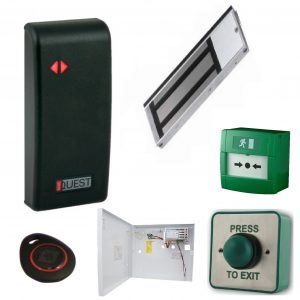 ONE DOOR NORTECH STANDALONE KIT | Access Control Kits