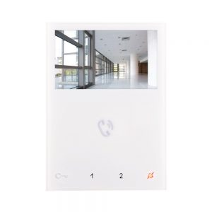 Comelit Mini Video Handsfree Handset | Video Entry Systems