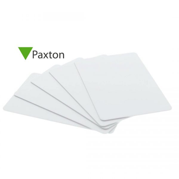 Paxton Net2 Proximity ISO Cards Without Magstripe - Pack of 10