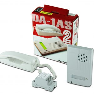 Aiphone DA-1AS 1 Way Audio Kit |AIPHONE Audio Entry System | DA-1AS Kit