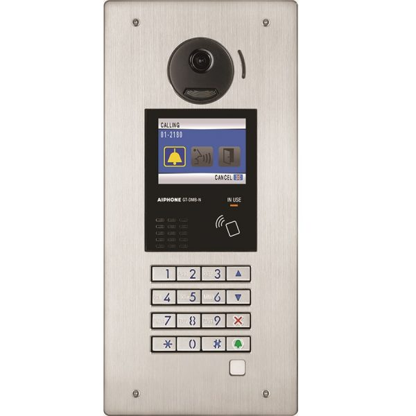 AIPHONE GT Door Station | Video Entry Systems | Access Control