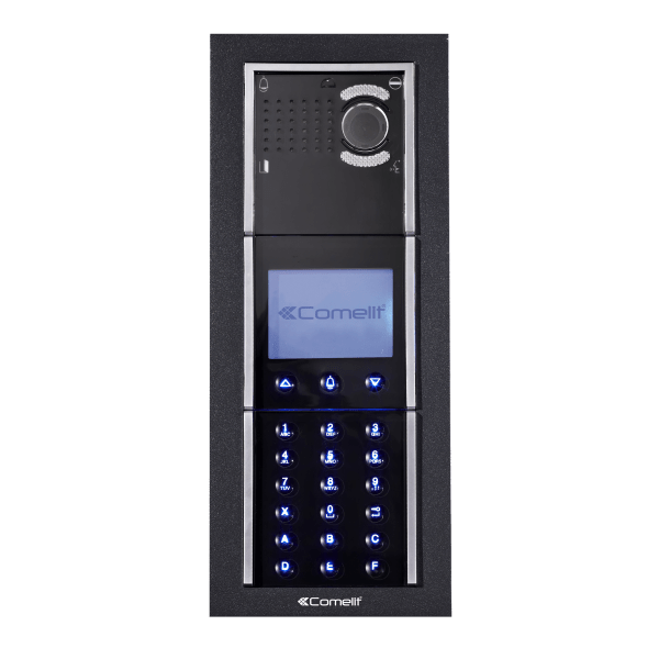 Comelit Entrance Panels | Comelit IKALL | Electronic Locks | Digital Locks | GB Locking Systems