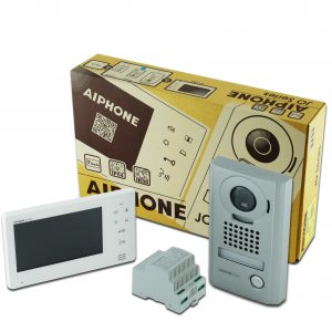 AIPHONE Video Entry System | JOS-1V Kit | GB Locking Systems