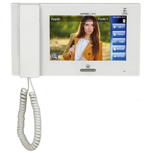 AIPHONE JP Handset | Video Entry Systems | Access Control