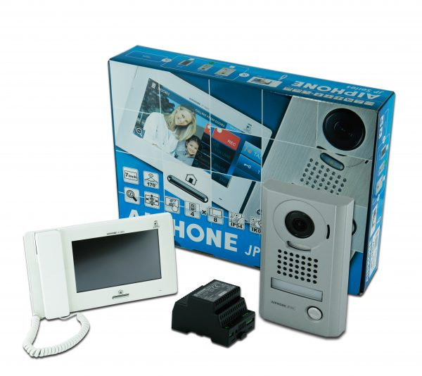 AIPHONE Video Entry System | JPS4AEDV Kit | GB Locking Systems