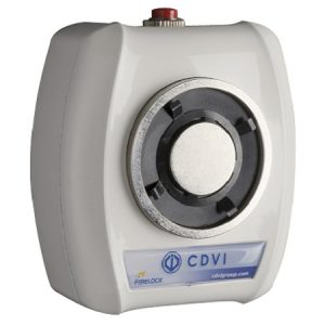 CDVI | VIRA5 WALL MOUNTED MAGNETIC DOOR HOLDER