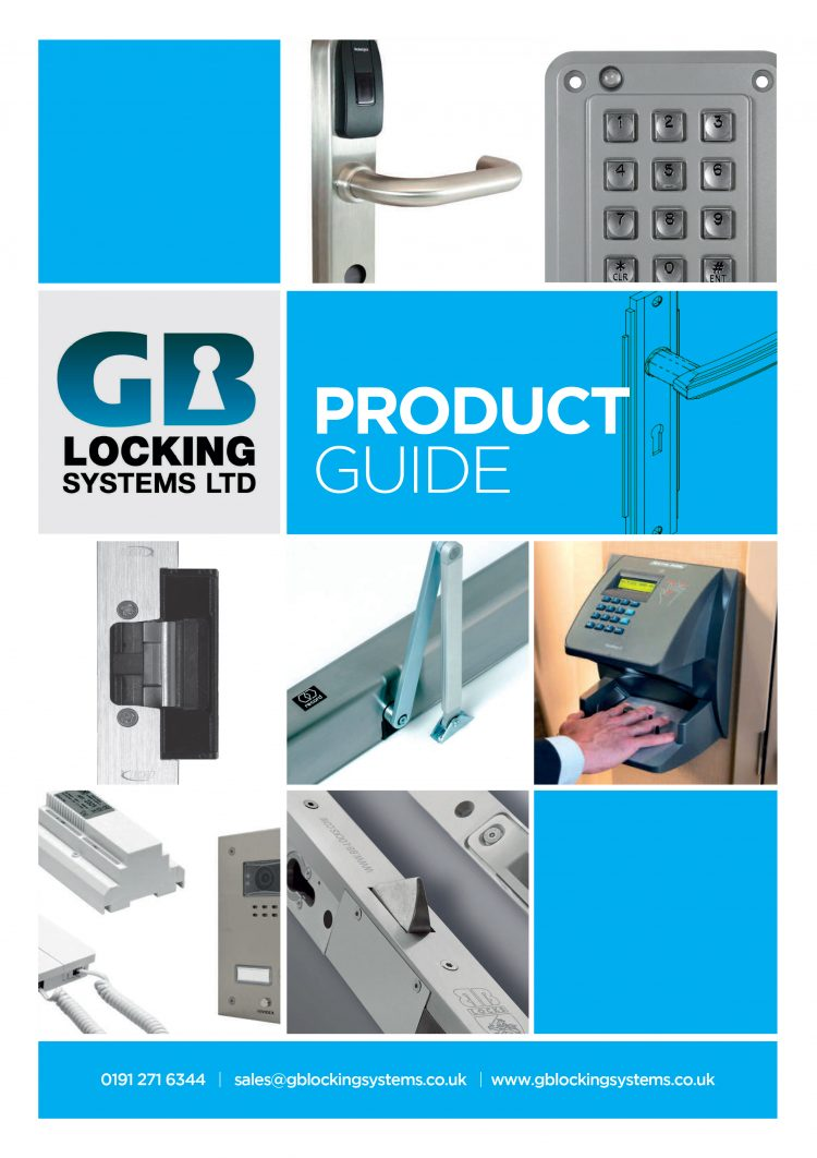 GB Locking Systems Product Guide | Door Automation | Access Control