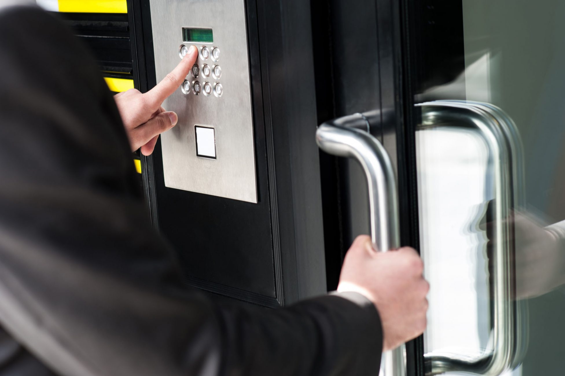 Gb Locking Systems Access Control And Door Automation